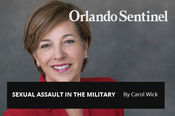 Central Florida 100:  SEXUAL ASSAULT IN THE MILITARY