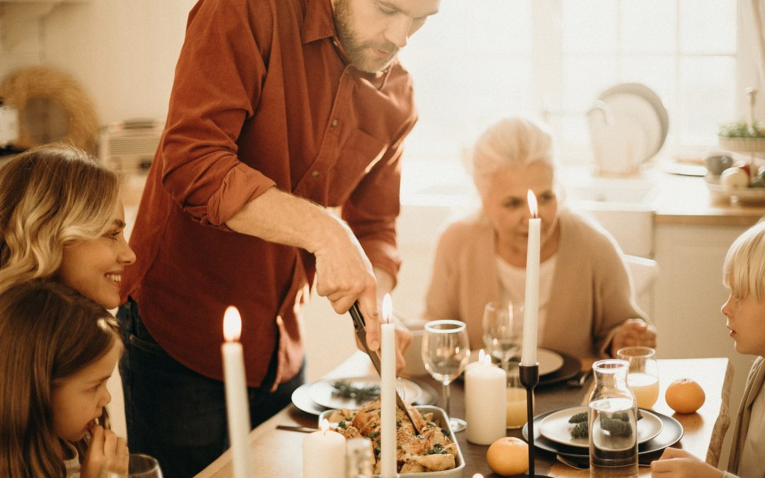 Why do we find thanksgiving so satisfying, so deeply meaningful?