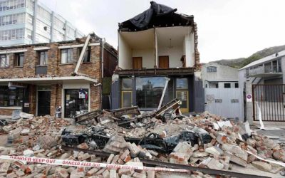 Coronavirus, Earthquakes & the Book of Acts
