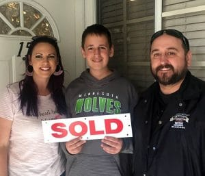The Grantham Family home sold by The Ron Arnold Team