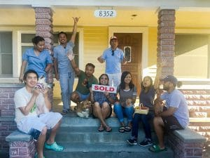 Jego Santos Family Closed on a home with The Ron Arnold Team