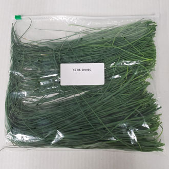 Food Service Chives 16oz