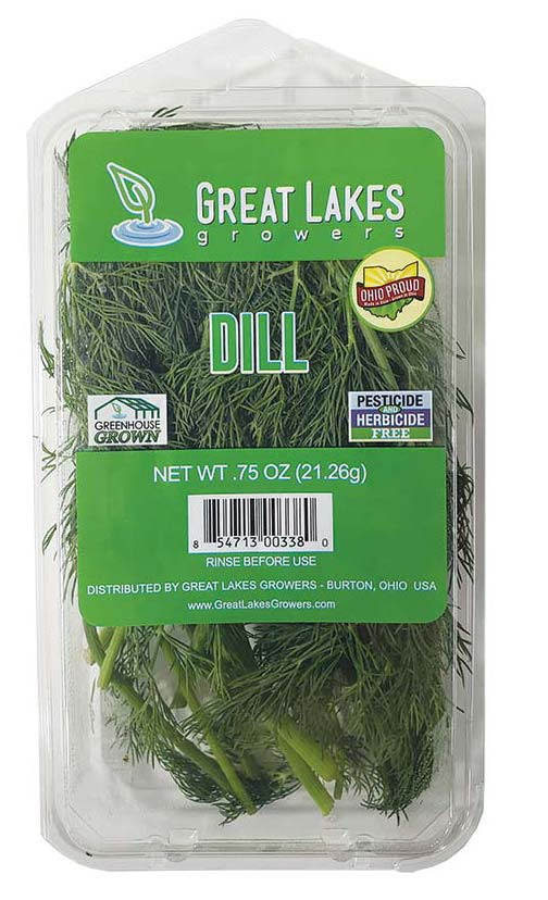 Great Lakes Growers Dill
