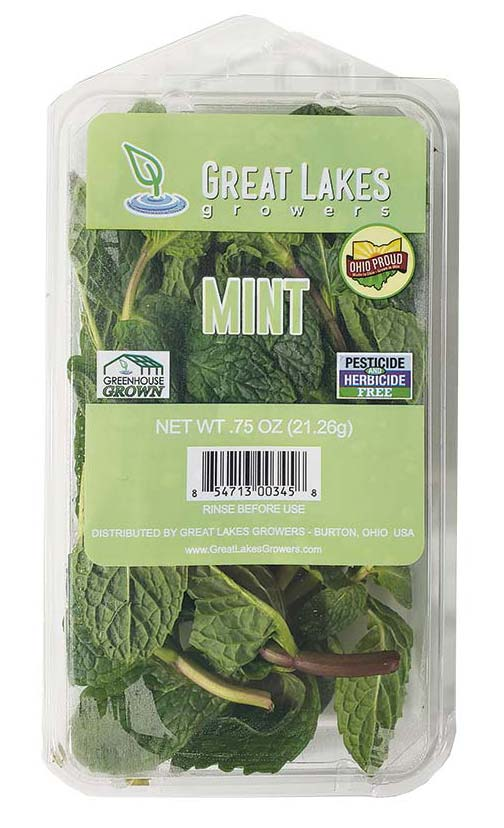 Great Lakes Growers Mint