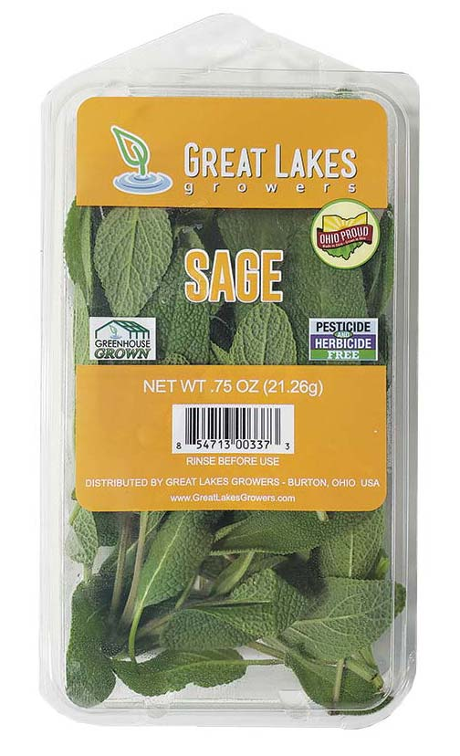 Great Lakes Growers Sage