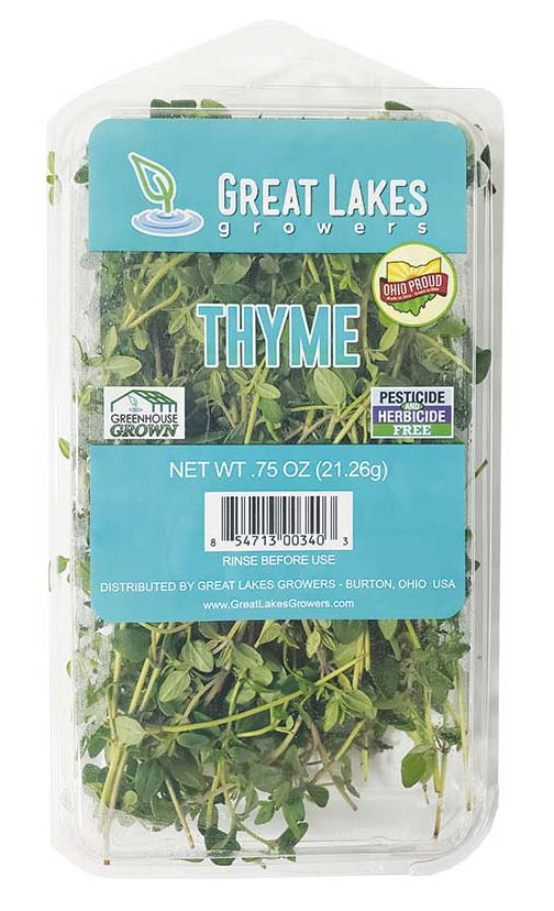 Great Lakes Growers Thyme