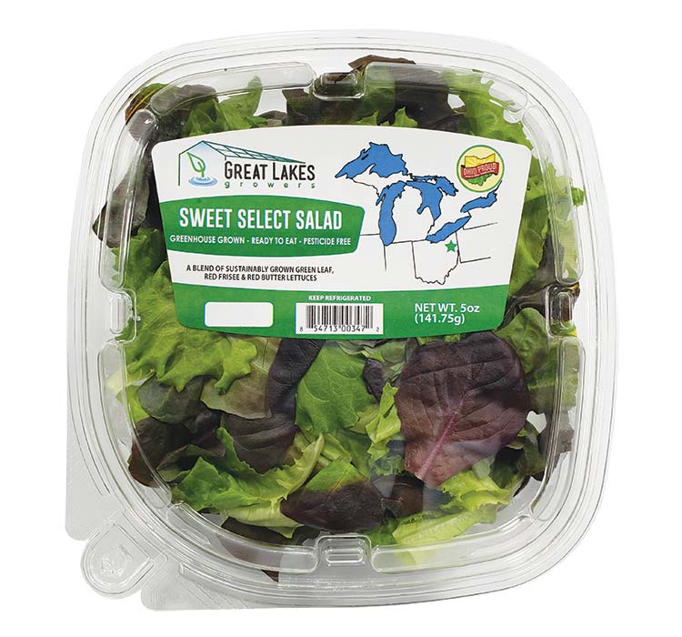 Great Lakes Growers Sweet Select Salad