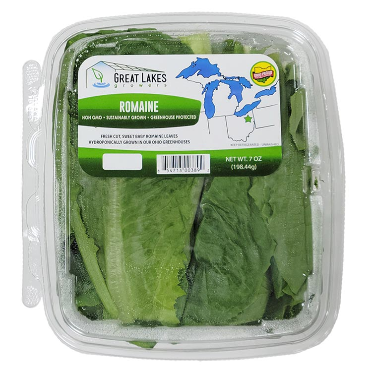 Romaine by Great Lakes Growers