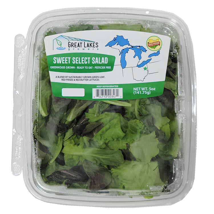 Sweet Select Salad by Great Lakes Growers