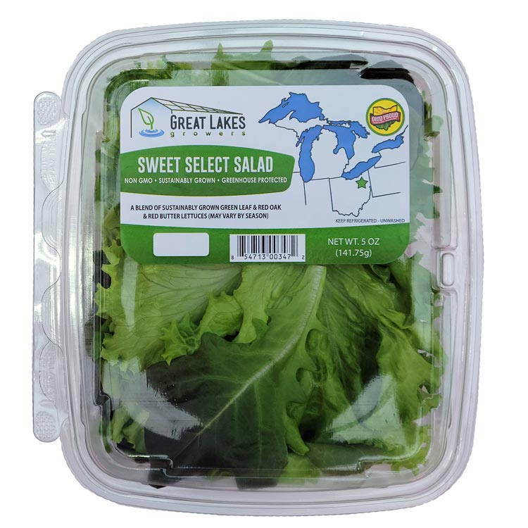 NEW Sweet Select Salad by Great Lakes Growers