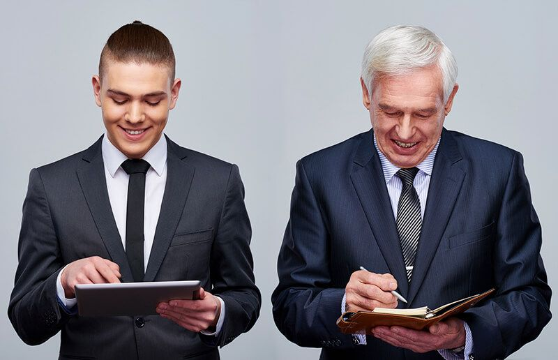 How Does the Generation Gap Affect Your Business Transition?