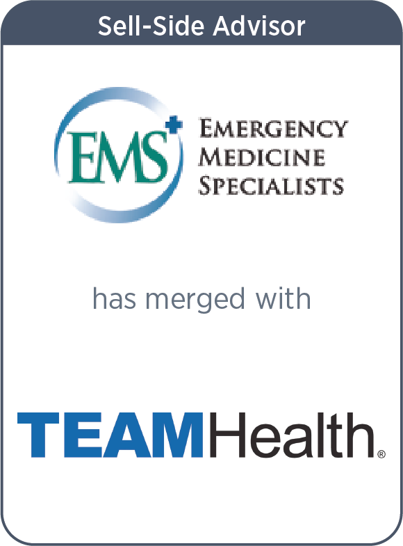 Emergency Medicine Specialists Was Acquired By TeamHealth