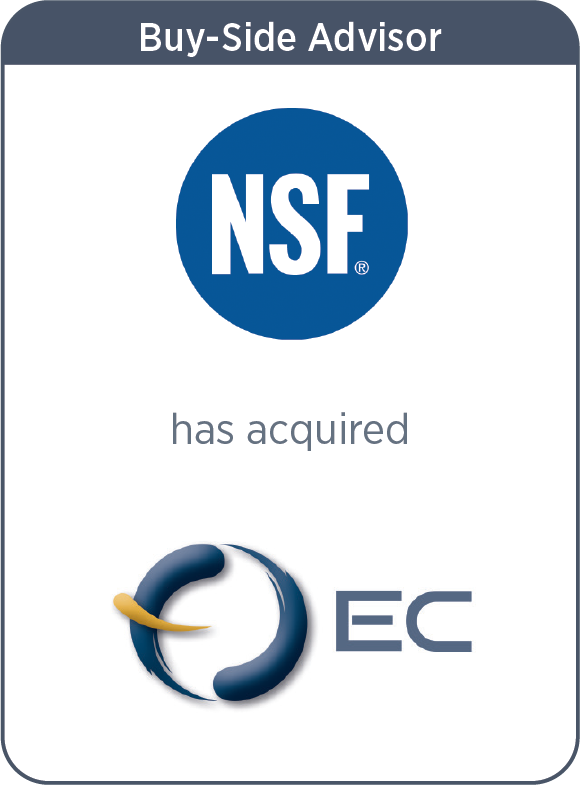 NSF Has Acquired Euro Consultants