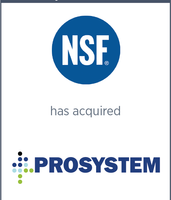 NSF has acquired Prosystem