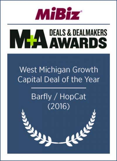 West Michigan Deal of the Year 2018