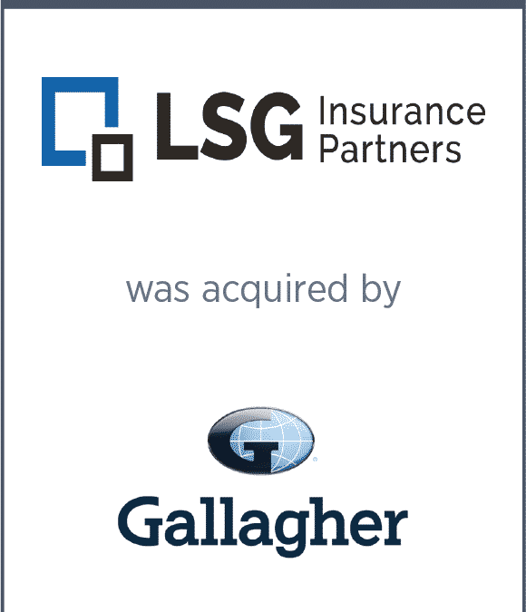 LSG Insurance Partners Was Acquired by Gallagher