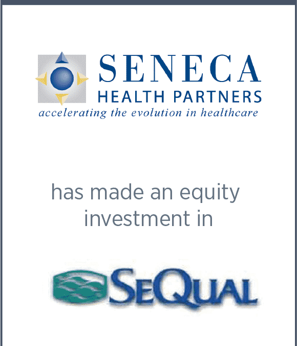 Seneca has made an equity investment in SeQual